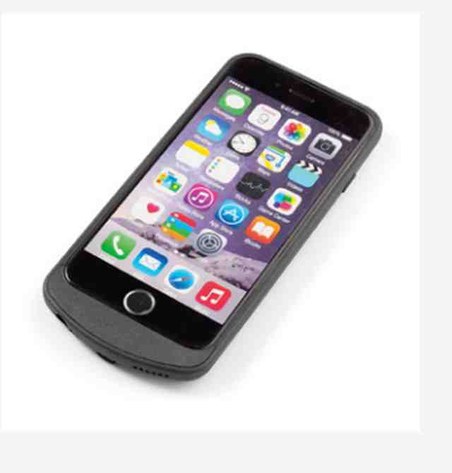 Iphone 6 oplaad-hoes